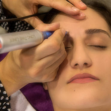 What is semi-permanent makeup